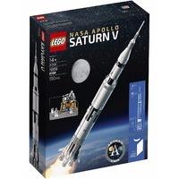 $119.99 包邮 LEGO NASA 阿波罗土星五号 21309